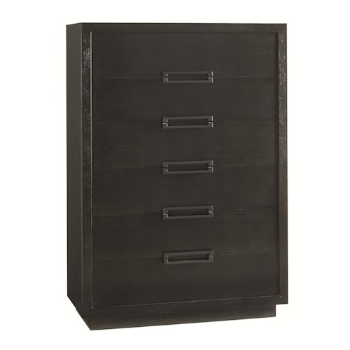 Lexington Carrera Arnage Chest with Modern Metal Hardware