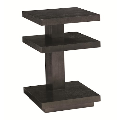 Lexington Carrera Ascari Architectural Night Table