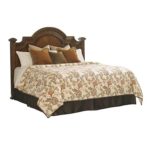 Lexington Coventry Hills Queen Roxbury Panel Bed Headboard