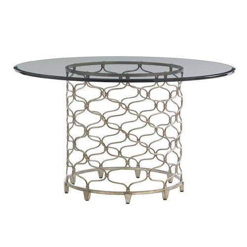 Lexington LAUREL CANYON Bollinger Dining Table with 54