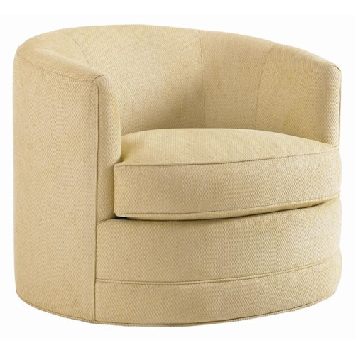 Lexington Lexington Upholstery Graniers Tight Back Swivel Chair