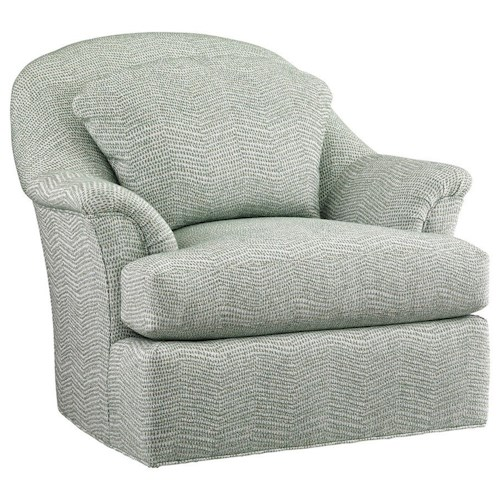 Lexington Lexington Upholstery Angelica Upholstered Swivel Chair