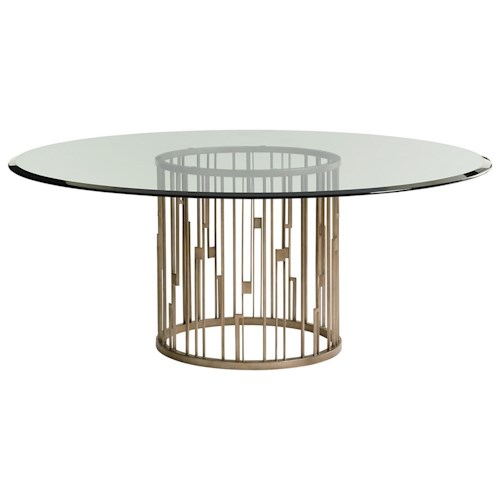 Lexington Shadow Play Rendezvous Dining Table with 72