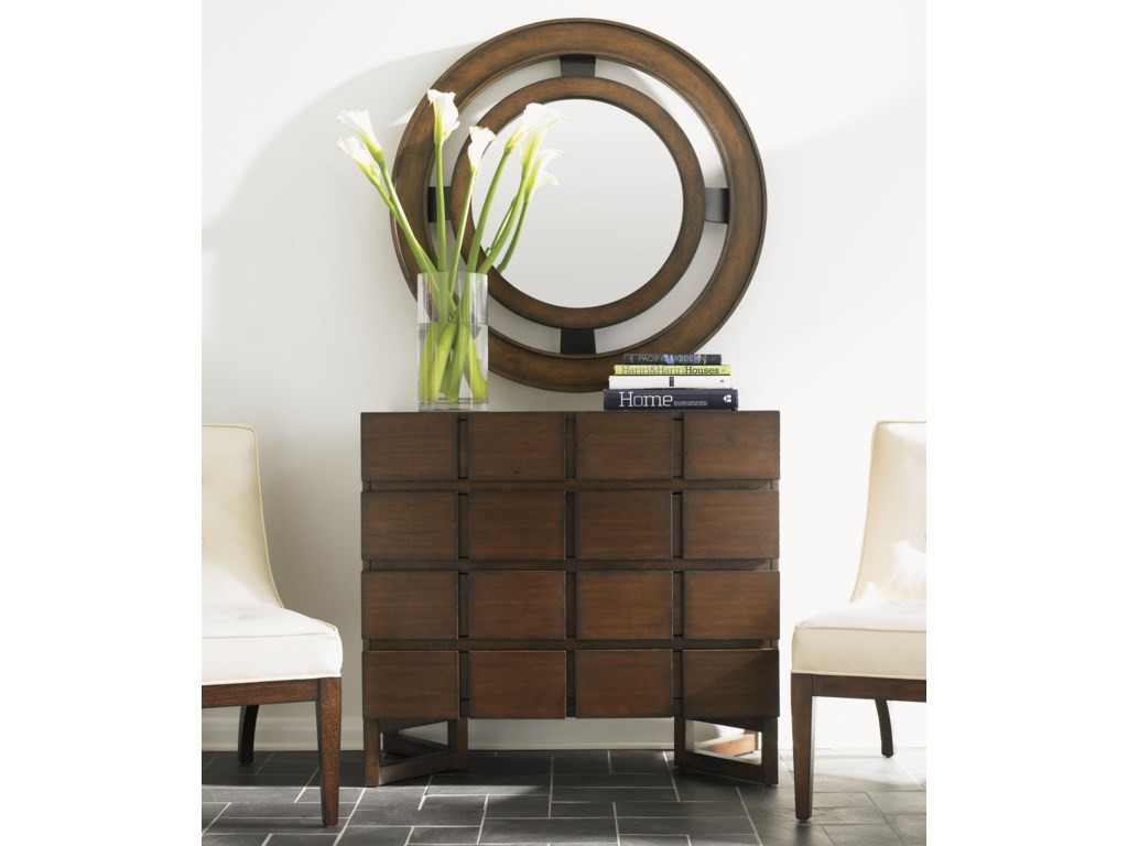Shown with Cassina Hall Chest and Matrix Leather Chairs