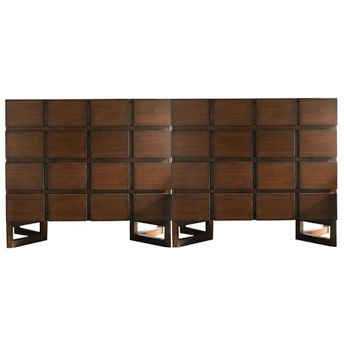 Lexington 11 South Double Cassina Hall Chest Entertainment Unit