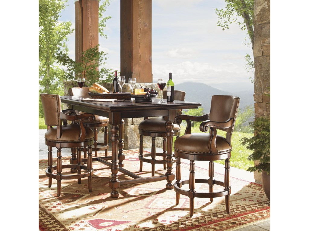 Shown with Durango Bistro Table