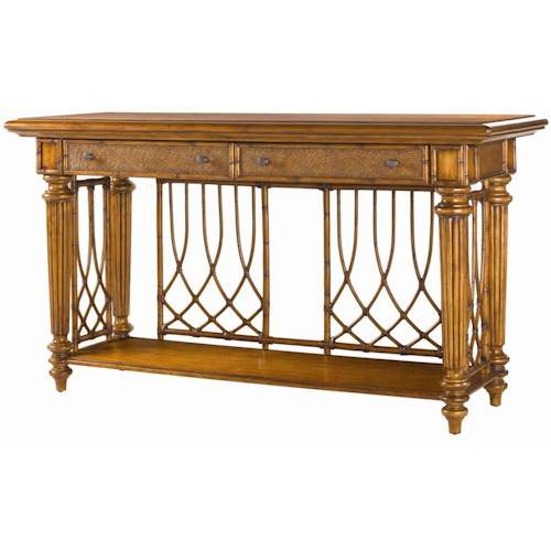Tommy Bahama Home Island Estate Nassau Sideboard Console Table