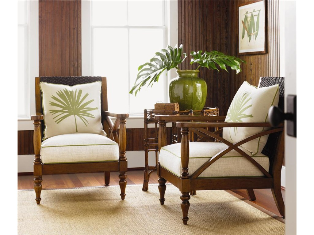 Shown with Avalon Chairs