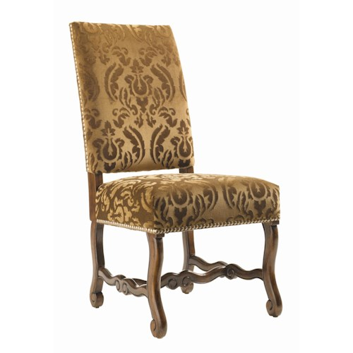 Lexington Lexington Upholstery Camden Tight Back Dining Side Chair