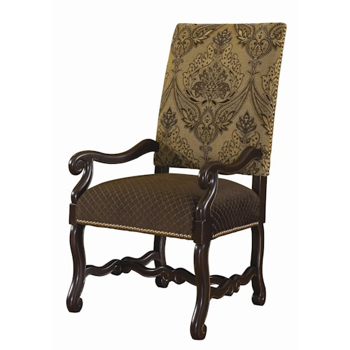 Lexington Lexington Upholstery Camden Tight Back Dining Arm Chair