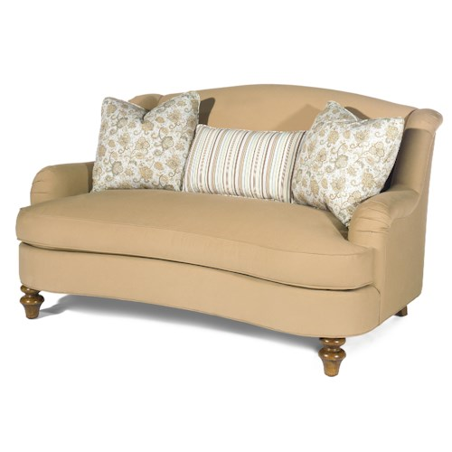 Lexington Lexington Upholstery Diane Settee or Love Seat