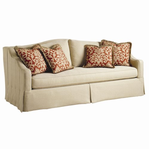 Lexington Lexington Upholstery Tadlock Upholstered Sofa with Skirt