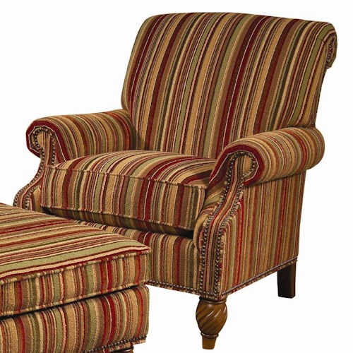 Lexington Lexington Upholstery Wallace Upholstered Armchair