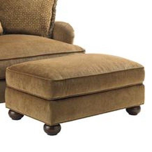 Lexington Lexington Upholstery Rectangular Laurel Canyon Ottoman