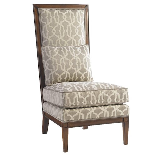 Lexington Mirage Tight Back Willow Chair