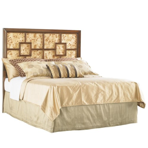 Lexington Mirage California King Harlow Reversible Headboard
