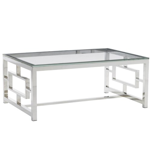 Lexington Mirage Russell Glass Top Cocktail Table