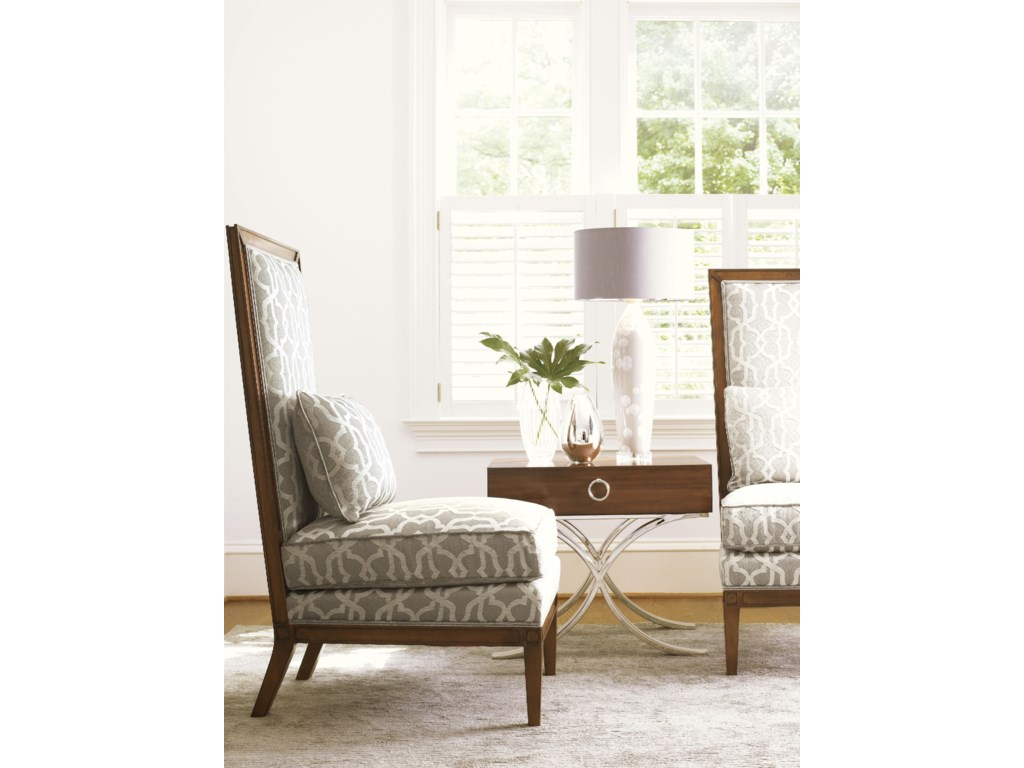 Shown with Willow Chairs