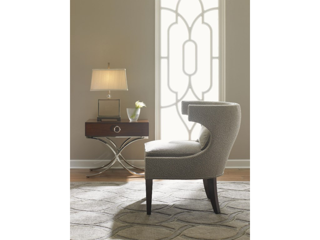 Shown with Greta Chair