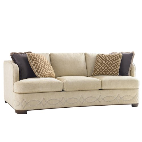 Lexington Mirage Loose Back Elizabeth Sofa