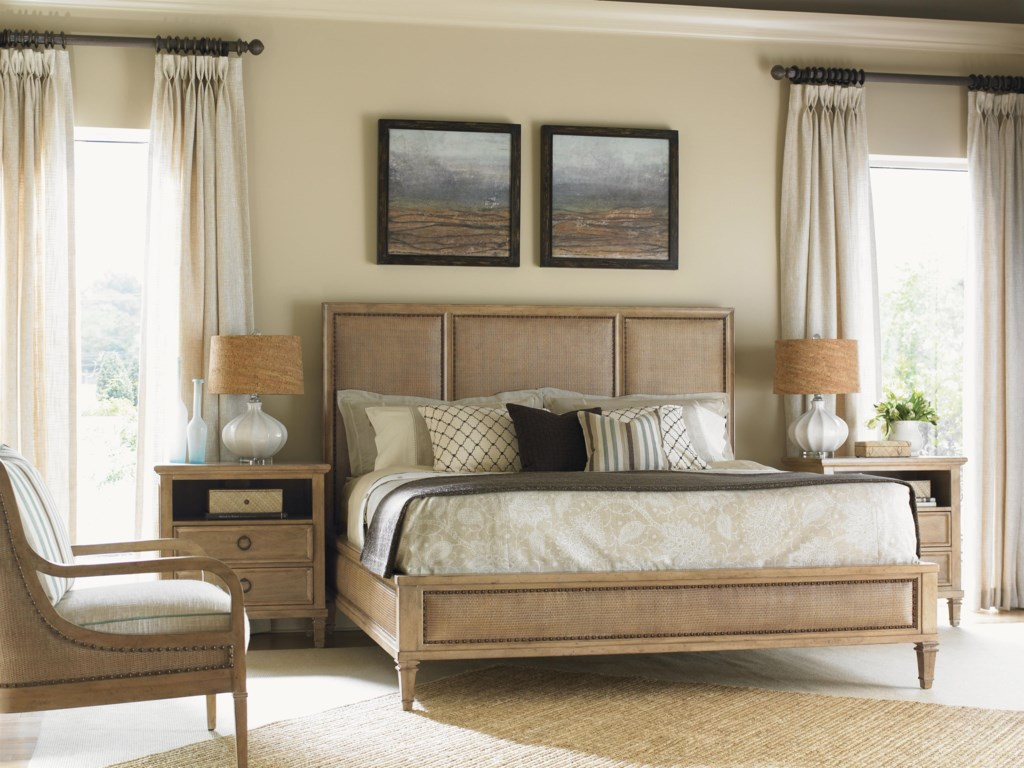 Shown with Pacific Grove Bed and Berkeley Nighstand