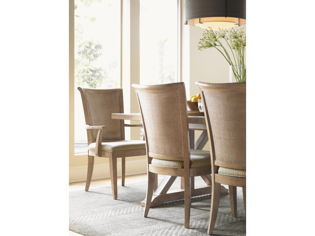 Shown with Los Altos Arm Chair and Walnut Creek Dining Table