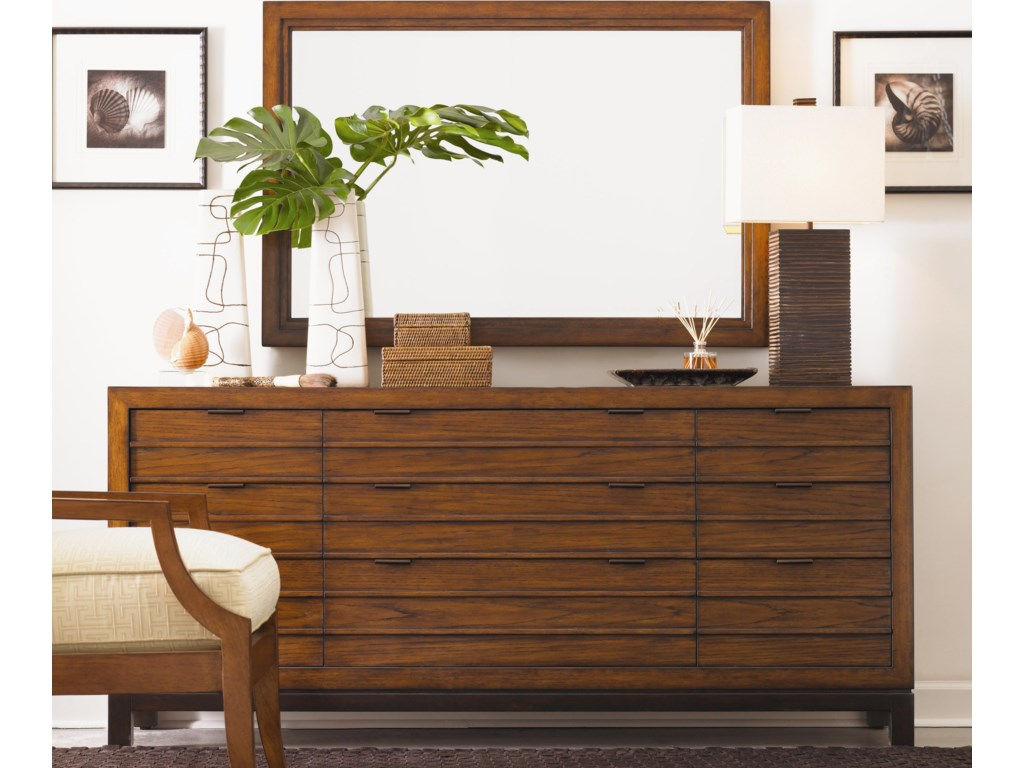 Shown with Oceania Dresser