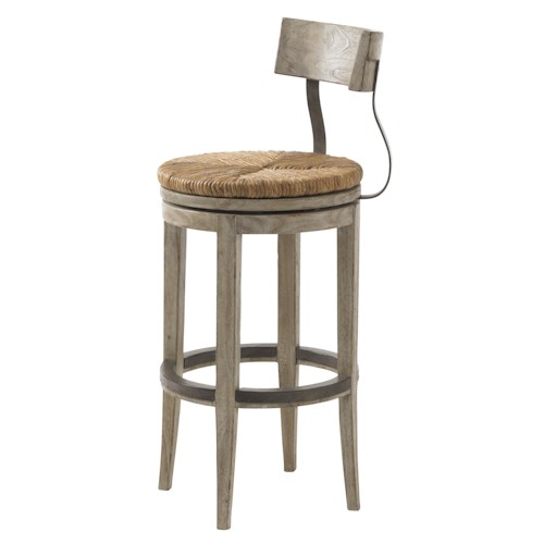 Lexington Twilight Bay Dalton Bar Stool