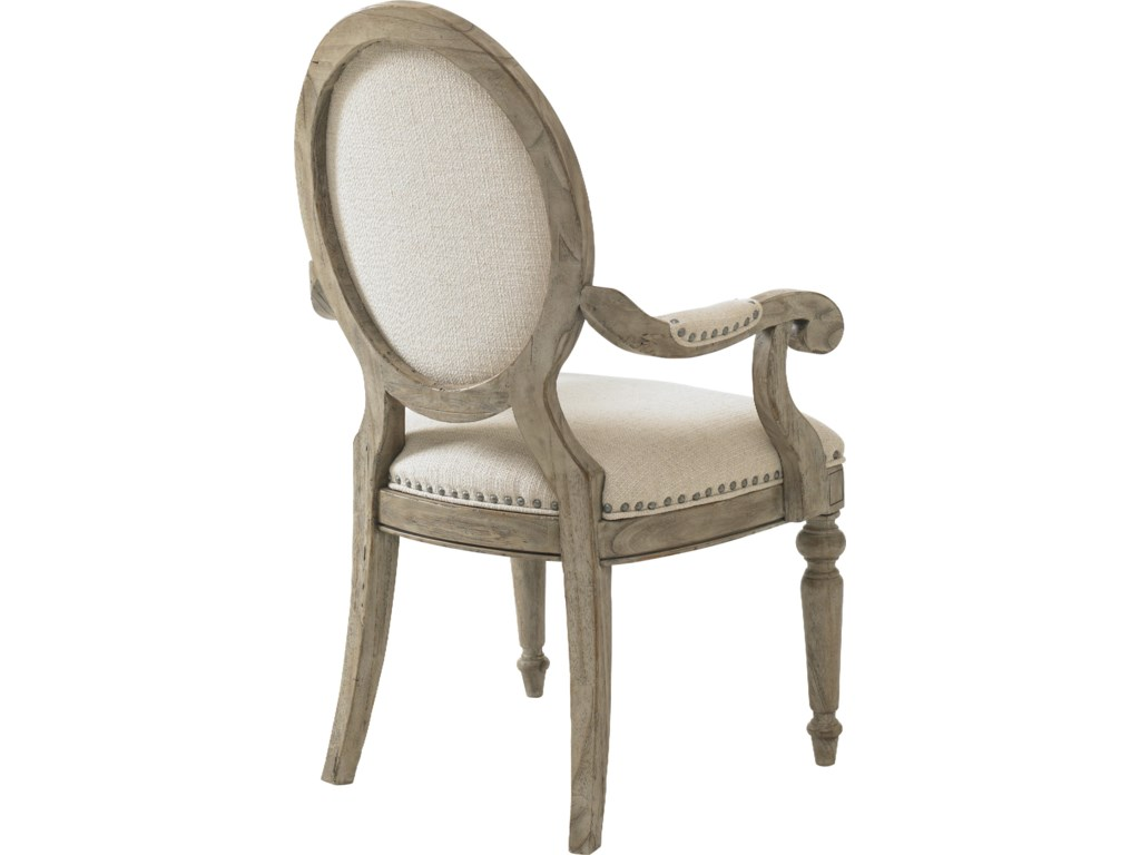 Back of Chair