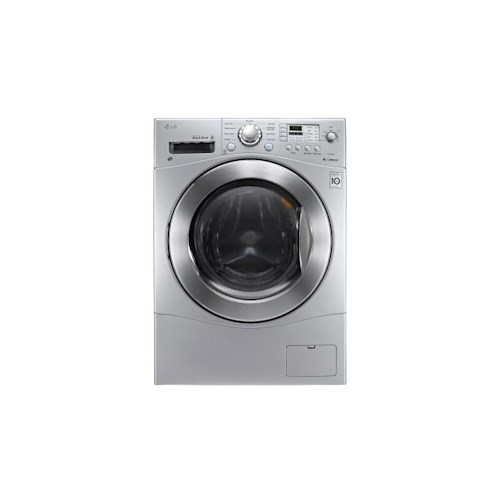 LG Appliances All-In-One Washer and Dryer 2.3 Cu. Ft. Compact All-In-One Washer Dryer Combo