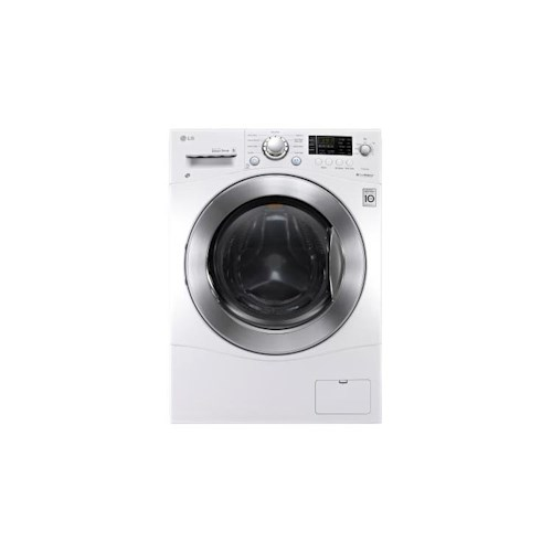 LG Appliances White Combo 2.3 Cu. Ft. Compact All-In-One Washer Dryer Combo