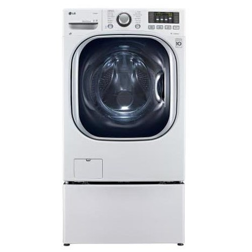LG Appliances All-In-One Washer and Dryer 4.3 Cu. Ft. Ultra Large TurboWash All-in-One Combo