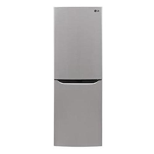 LG Appliances Bottom Graphite 10 Cu. Ft. 2 Door Bottom-Mount Refrigerator