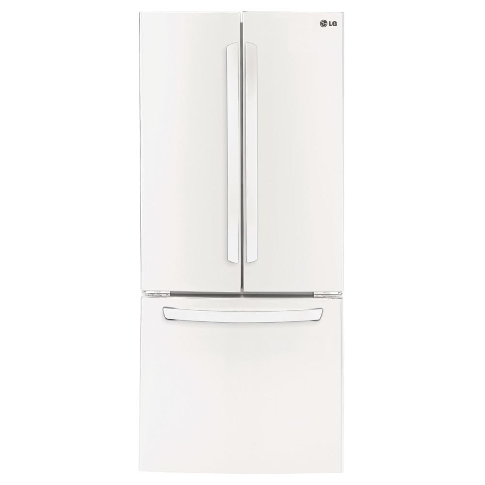 LG Appliances ENERGY STARu00ae 28 Cu.Ft. 3-Door Large Capacity French Door Refrigerator - Furniture ...