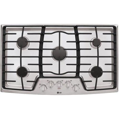 LG Appliances Cooktops 36