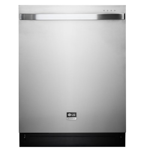 LG Appliances Dishwashers Fully Integrated Dishwasher with TrueSteam™ Technology and EasyRack™ Plus