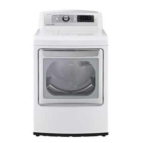 LG Appliances Dryers ENERGY STAR® 7.3 cu.ft. Ultra Large SteamDryer™ with EasyLoad™ Door