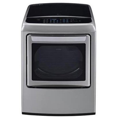LG Appliances Dryers 7.3 cu. ft. Ultra Large Capacity SteamDryer™ with EasyLoad™ Door