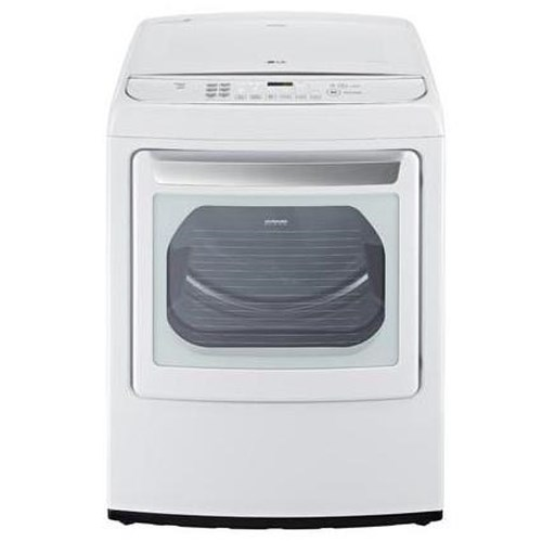 LG Appliances Dryers 7.3 Cu.Ft. Ultra Large Capacity High Efficiency SteamDryer™ with SteamFresh™