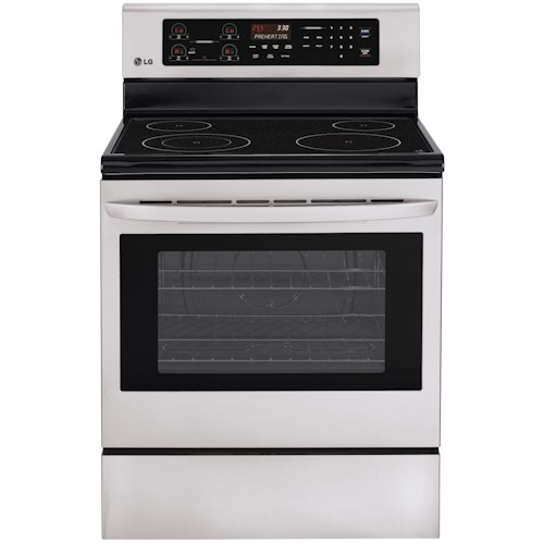 LG Appliances Electric Ranges 30