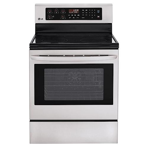 LG Appliances Electric Ranges 30