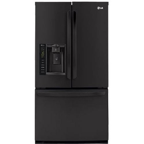 LG Appliances French Door Refrigerators 24.7 Cu. Ft. French Door with Smart Cooling Refrigerator