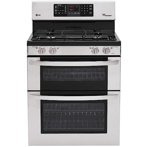 LG Appliances Gas Ranges 30