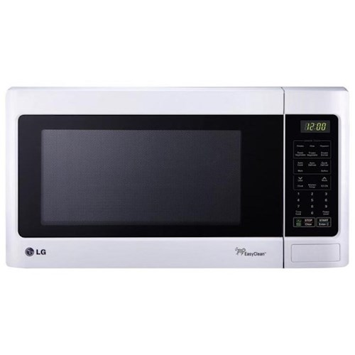 LG Appliances Microwaves 1.5 cu. ft. Countertop Microwave Oven with EasyClean™