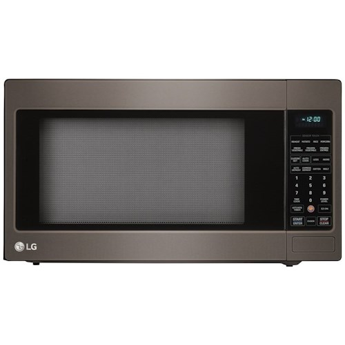 LG Appliances Microwaves- LG 2.0 Cu. Ft. Countertop Microwave with TrueCookPlus™