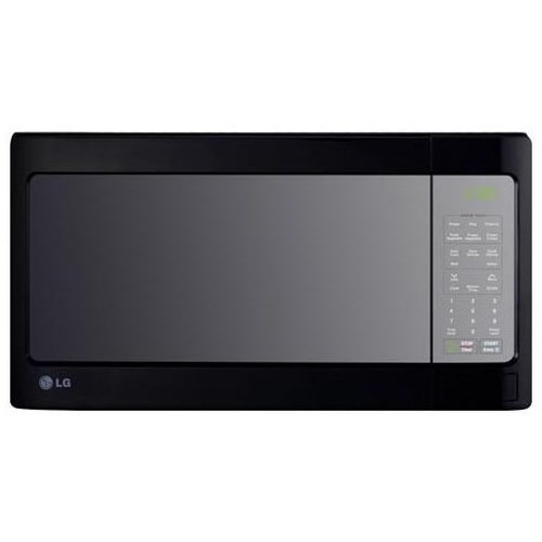 LG Appliances Microwaves 1.4 cu. ft. Countertop Microwave Oven with EasyClean™