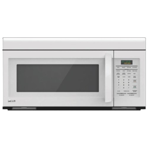 LG Appliances Microwaves 1.6 Cu. Ft. Over-the-Range Microwave with Energy Savings