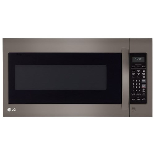 LG Appliances Microwaves- LG 2.0 cu.ft. Over-the-Range Microwave Oven with EasyClean®