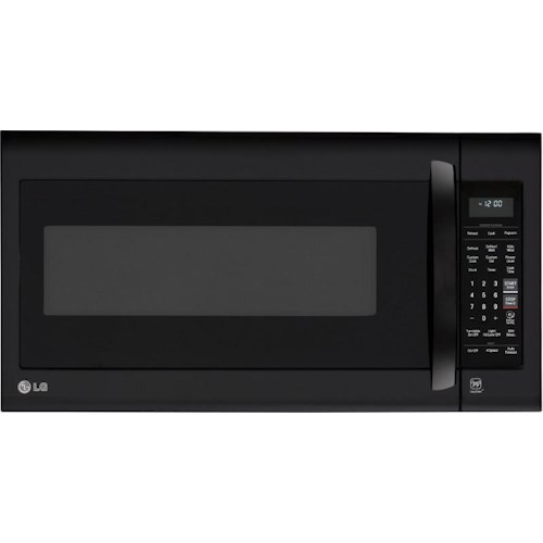 LG Appliances Microwaves 2.0 cu.ft. Over-the-Range Microwave Oven with EasyClean®
