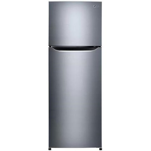 LG Appliances Top Graphite 11 Cu. Ft. Compact Top-Mount Refrigerator